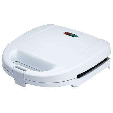 Burbank - White - 750w - Sandwich Toaster - 1 pk