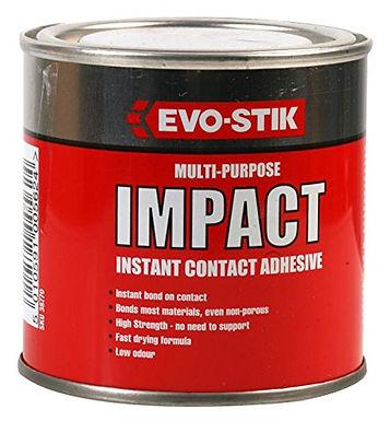 Evo-Stik Impact Adhesive Tin 250ml - 348103