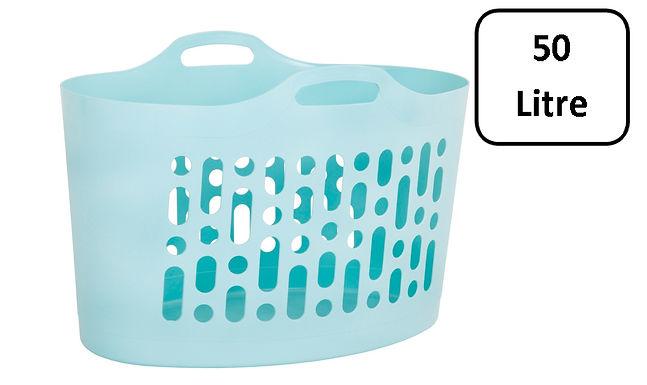 Flexi-Store 50L Laundry Basket