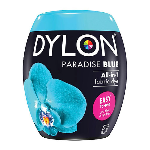 Dylon Machine Dye Pod 350g 21 Paradise Blue