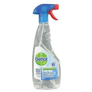 Dettol Surface Cleanser Trigger 500ml