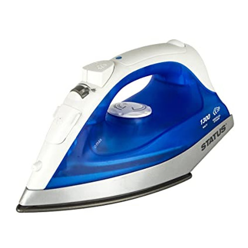 Memphis - Blue - 1300w- Steam Iron - 1 pk