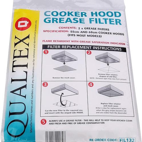 600MM COOKER HOOD FILTER GREASE FIL132