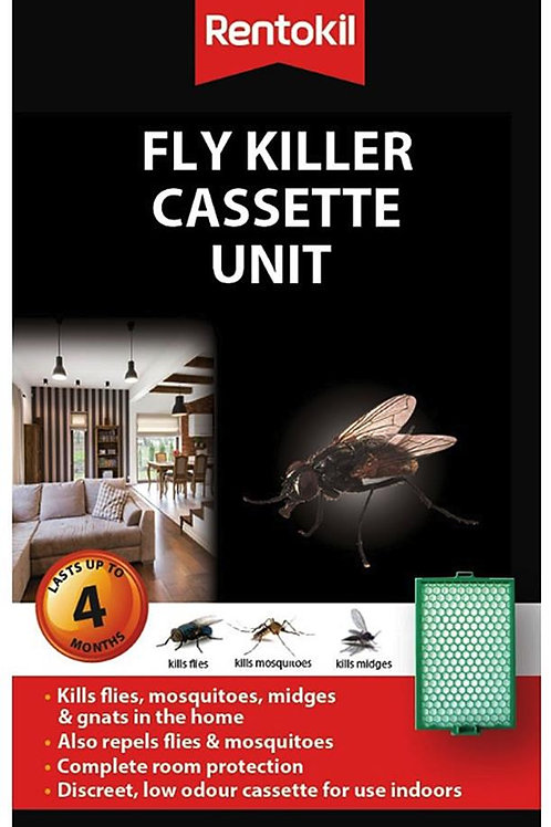 Rentokil Fly Killer Cassette Unit  Single