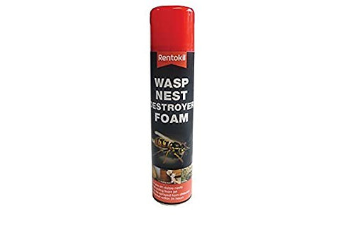 Rentokil Wasp Nest Destroyer Foam  300ml