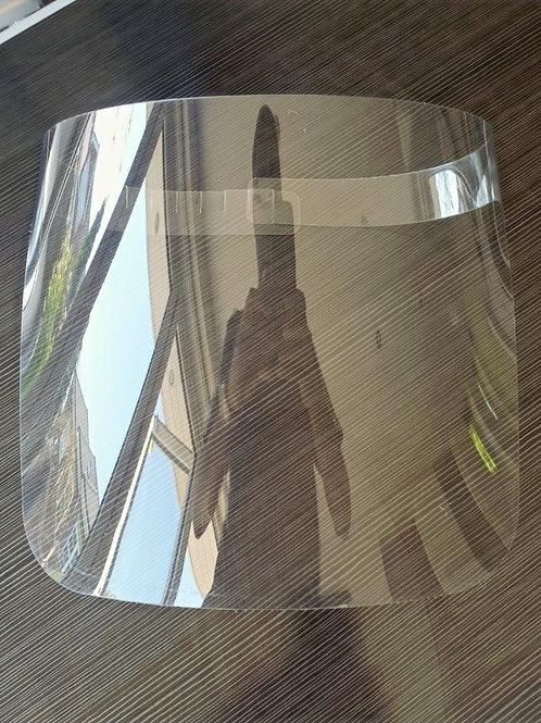 Unisex Facial Visor Clear Transparent