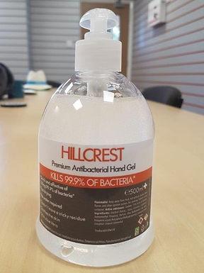 Hand Sanitiser 500ml Anti Bacterial Liquid