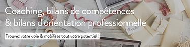 bilan de compétences Lille - Sandy Chanroux