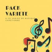 CD Pack variété