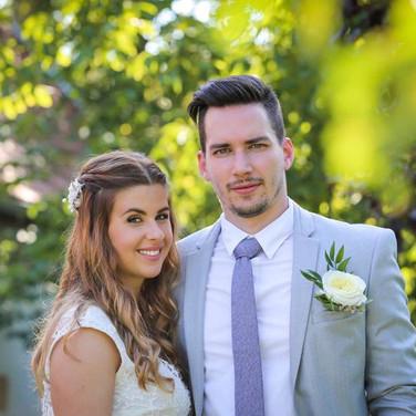 Az ifjú pár:)