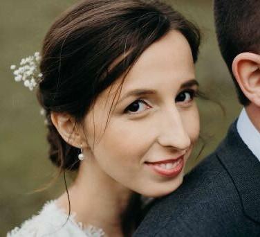 Ismét egy gyönyörű menyasszony, Rácz Evelin!