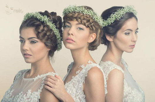Mester Make Up Wedding kampány 2017