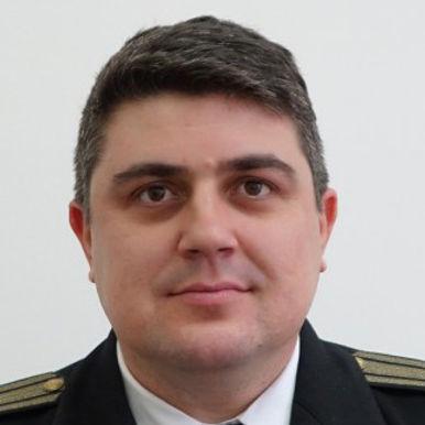Capt. (N) Prof. MIROSLAV TSVETKOV, Ph.D.