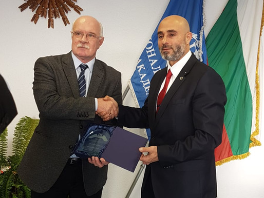 "Cooperation between the IIMSR and the National Sports Academy ""Vassil Levski"""