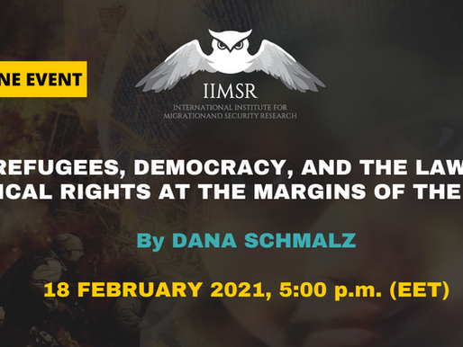 """Refugees, Democracy, and the Law"": Webinar Video"