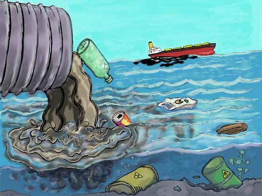 Iranian Maritime Ecological Terrorism?