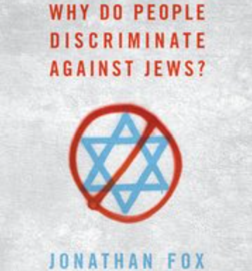 Why do people discriminate against Jews?