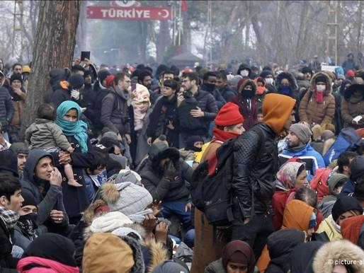 Migration Crisis on the European Borders – 2020