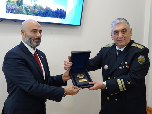 Cooperation between the IIMSR and the Bulgarian Naval Academy