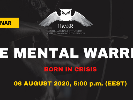 "WEBINAR ""THE MENTAL WARRIOR"""