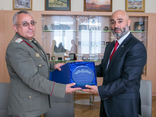 Cooperation with the National Defence College, Sofia