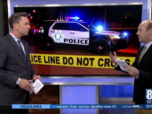 Col. Goren about Las Vegas Police pursuit shootout with suspects