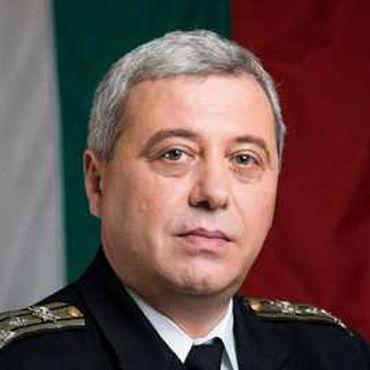 Capt. (N) Prof. KALIN KALINOV, Ph.D.