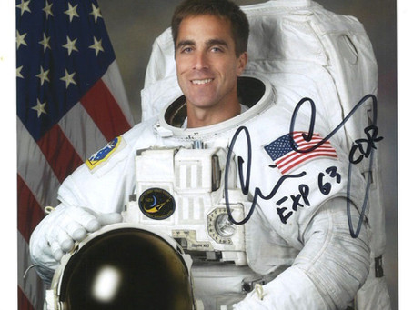 Archangel Committee receives mail from NASA