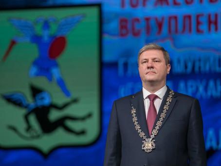 New Mayor in Archangel