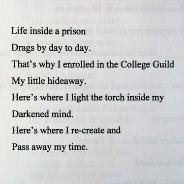 Reading as a college student