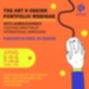 The Art & Design Portfolio Webinar