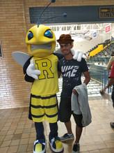 Piyush at University of Rochester