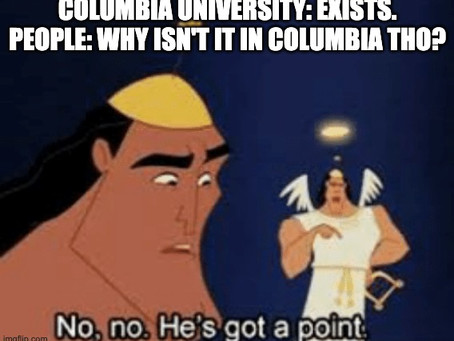 The Essay Guide Series: Columbia University