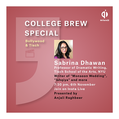 November 6 Sabrina Dhawan.png