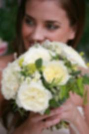 Patience English Garden Rose Bouquet