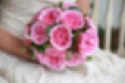 Miranda English Garden Rose Bouquet
