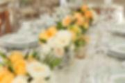 Princess Miyuki Japanese Garden Rose arrangements