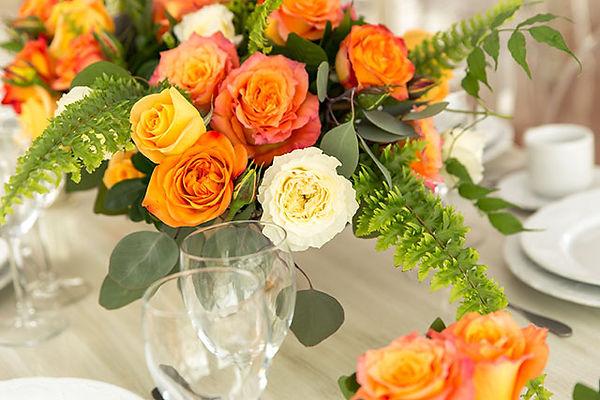 Fiction Deluxe Garden Roses arrangements