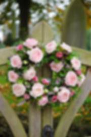 Keira English Garden Rose Arrangement