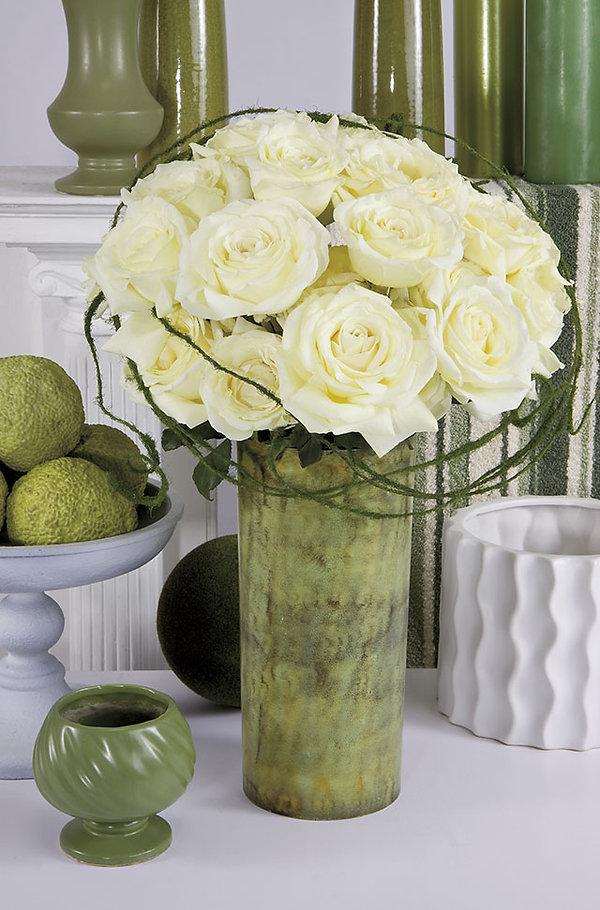 Vitality Deluxe Garden Rose arrangement