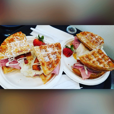 grande royale waffle