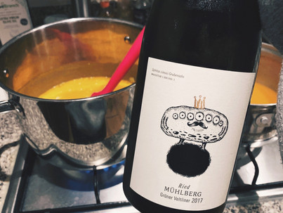 Cooking With Natural Wine