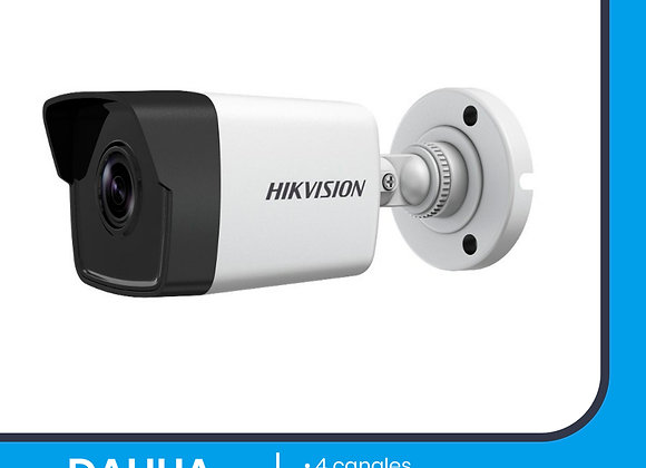 Hikvision Camara Ip Exterior 1mpx