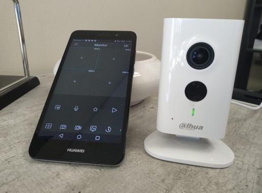 Cómo mirar las grabaciones en la app gDMSS Plus (Dahua)