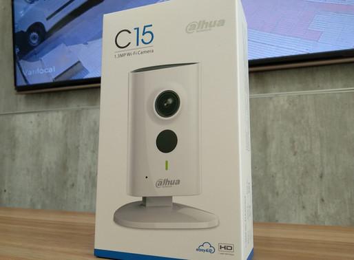 Análisis de cámaras: Dahua C15