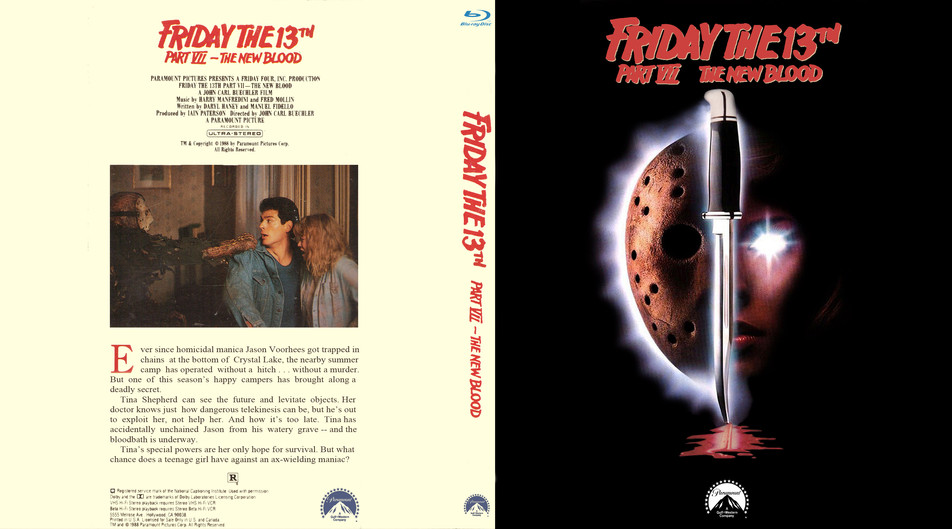 Friday the 13th VIII