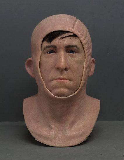 FIVE - Resin Bust