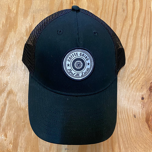 Coffee Grind Adult SnapbackHat