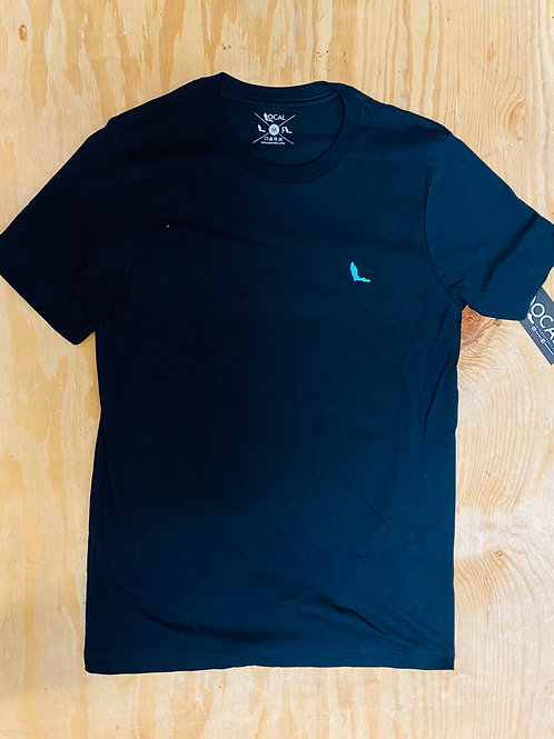 Men's Black Local Shirt
