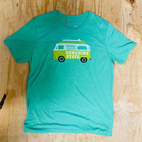 Men's Green Sunshine State Shirt